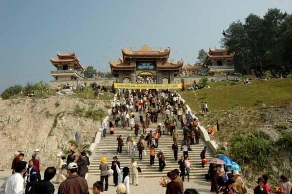 Hà Nội - Tây Thiên - Thiền Viện Trúc Lâm - Hà Nội