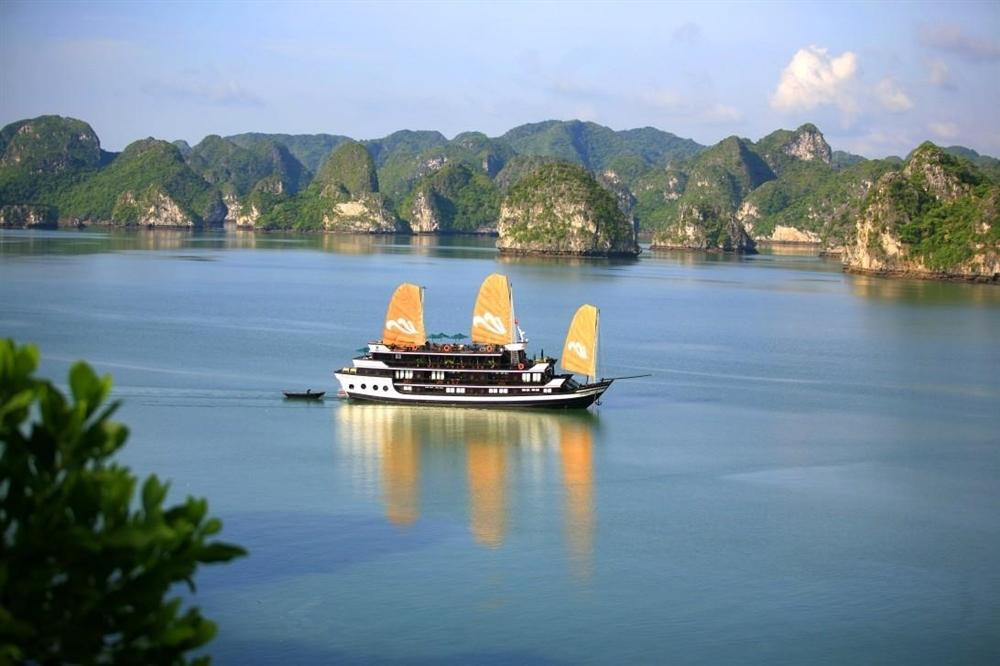 Tour du lịch Hạ Long - Cát Bà 3 ngày 2 đêm ngủ tàu